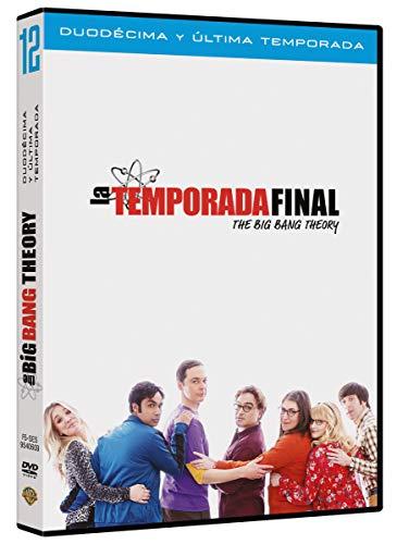 The Big Bang Theory Temporada 12 [DVD] (DVD)