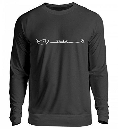 Chorchester Hochwertiger Unisex Pullover - Für alle Dackel Fans!