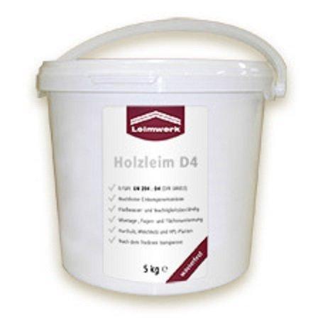 Leimwerk Holzleim wasserfest D4 5kg Eimer