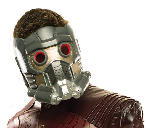 Rubie's Marvel: Avengers 4 Adult Star-Lord Light Up Half-Mask Adult Costume - http://coolthings.us