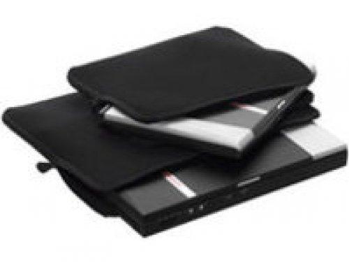 Umates Pouch Serie CPU Pouch Large Sacoche pour Ordinateur Portable 37,3 cm Noir – Noteb