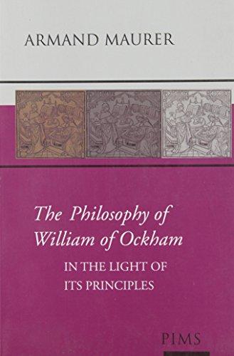 Philosophy of William of Ockham