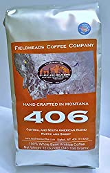 406 Gourmet Fresh Whole Coffee Beans