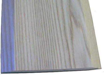 Style A- ASH - Popular 3 4 New York Mall Threshol Hardwood -Solid Height Interior inch