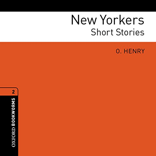 『New Yorkers: Short Stories』のカバーアート