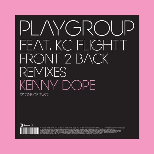 Playgroup feat. KC Flightt