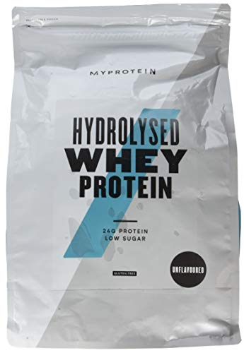 Myprotein - Hydrolysed Whey Protein Pre-Digested, MolkenProtein, 2.5 kg