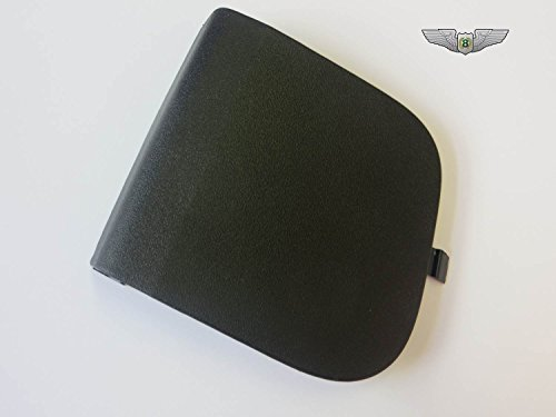 Land Rover Discovery 3neue Front Seat Zugang Loch Cover Querbehang Ebenholz Schwarz fcl500072pvj links