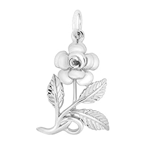 Silver on the Rocks Animal & Nature Charms, Sterling Silver Jewelry Charms for Necklace, Bracelet