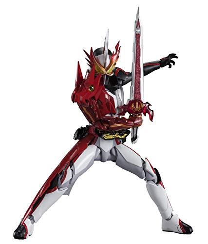 TAMASHII NATIONS Kamen Rider Saber Brave Dragon Kamen Rider Saber, Bandai Spirits S. H. Figuarts
