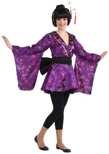 Forum Novelties Women's Teenz Fortune Cookie Costume, Purple, Teen