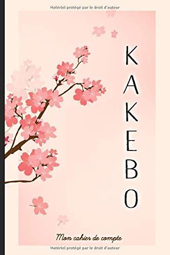 Kakebo - Mon cahier de compte: Livre journal de tenue de compte mensuelle et de budget familiale. Format 15 x 23 cm ( A5 ) - 100 pages