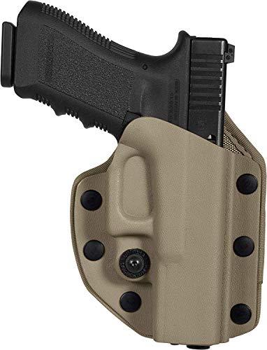 VP40 New Fobus IWBL Holster Right Hand IWB Inside Waistband Passive Retention Holster For H/&K VP9 P30 Pistol Handgun