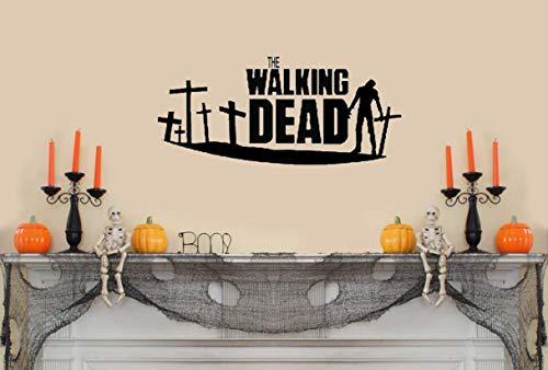 Das Walking Dead Wandtattoo