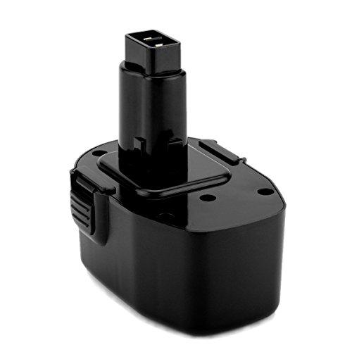 Shentec 14.4V 3.5Ah Ni-MH Batería Compatible con Dewalt DC9091 DW9091 DW9094 DW9094 DE9038 DE9091 DE9092 DC Series