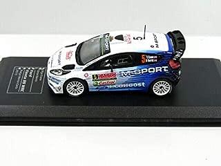 OPO 10 - Ford Fiesta RS WRC E.Evans/D.Barritt Rally Monte-Carlo 2015 (Ref: 1503)