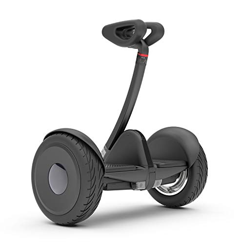 Our #4 Pick is the Segway Ninebot S Self Balancing Scooter