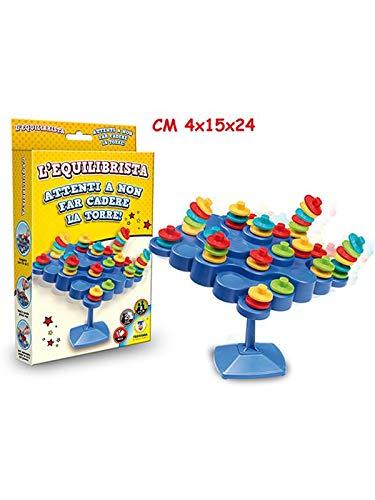 Teorema- L'Equilibrista Gioco Educativo, Multicolore, VD65605