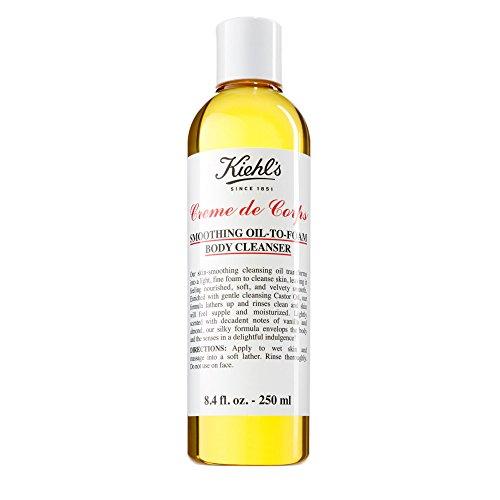 Kiehl's Creme de Corps Smoothing Body Cleanser Reinigungsöl, 250 ml