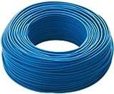 ICEL 00007503102 Cable eléctrico n07 V-Sección K 2,5 mm² Bobina de 100 MT Azul
