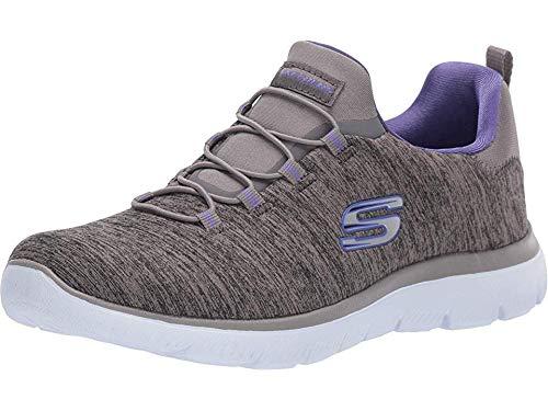 Skechers Women's Summits-Quick Getaway Sneaker, CCPR, 9.5 M US