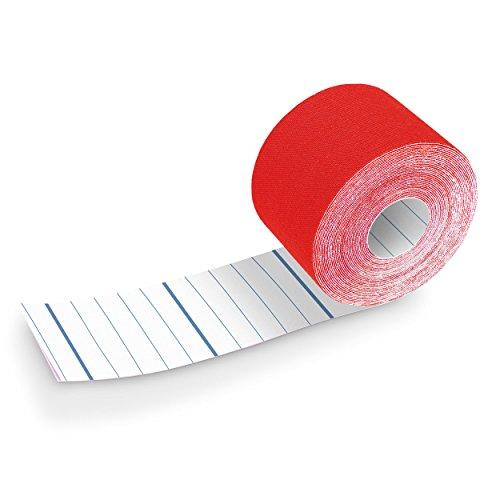1 Rolle Kinesiologie-Tape 5,5m x 5cm
