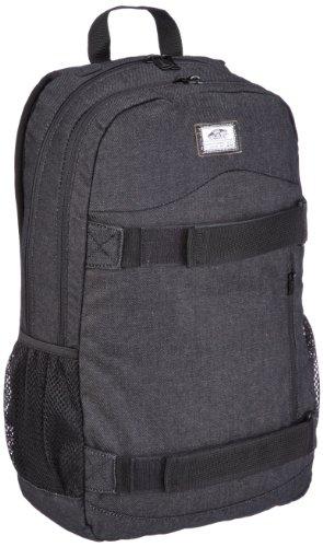 Vans Herren Skatepack Authentic, Black Denim, One Size, VNVFQ47