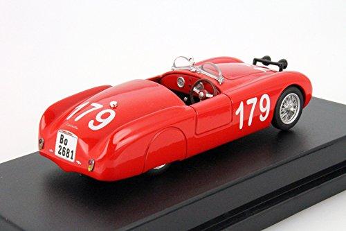 Cisitalia 202 #179 Mille Miglia 1947 Nuvolari / Carena 1:43 Model 51822