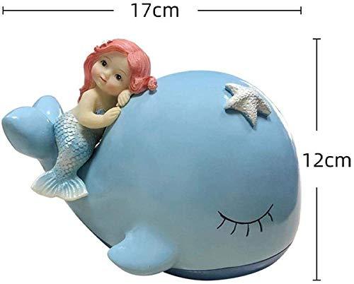 FANTEXI Dekoration Geschenk Kinder Party Cartoon Sparschwein Geburtstagsgeschenk Süßes Sparschwein Junge Mädchen-B