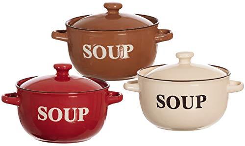 Ritzenhoff & Breker Suppentasse Soup Peter, Keramik, 600 milliliters