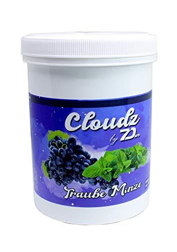 Cloudz by 7Days Traube Minze - Dampfsteine Inhalt: 0,50 kg (1kg / 49,80€)