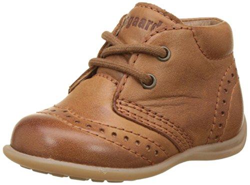 Bisgaard Unisex Baby Lauflernschuhe Sneaker, Braun (66 Cognac), 22 EU