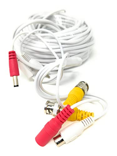 Tiempo de saldos CAVOBNC20M Cable para cámaras de Audio y vídeo AHD...