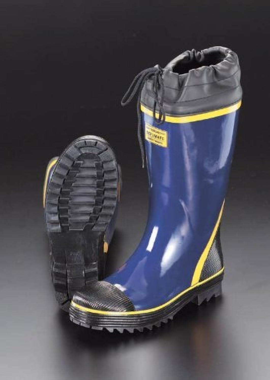 エスコ 28.0cm安全長靴 EA998RD-28