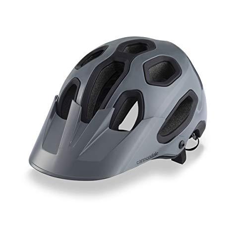 Cannondale Intent MIPS MTB Fahrrad Helm grau/schwarz 2021: Größe: S/M (52-58cm)