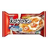 【冷凍】明治 えびグラタン2個入 X6袋