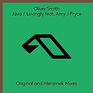 Java / Lovingly feat. Amy J Pryce (Meramek Remix)