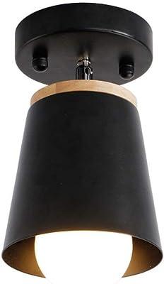 OYLYW Moderna Sencilla Lámpara de Techo Empotrada Montaje ...