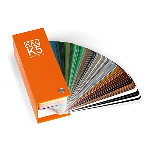 RAL K5 CLASSIC Colore a opaco
