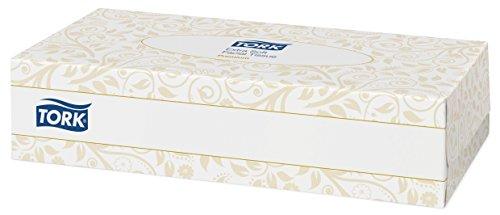 SCA Tork 140280 extra weiche Kosmetiktücher, Weiß (3000-er Pack)