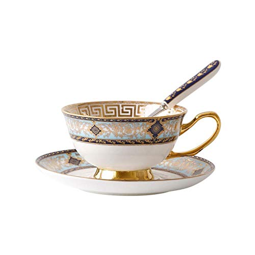 LHXS Europese bot china gedroogd fruit verguld goud snack plaat laag strijkplaat Engels middag theepot koffiepot set