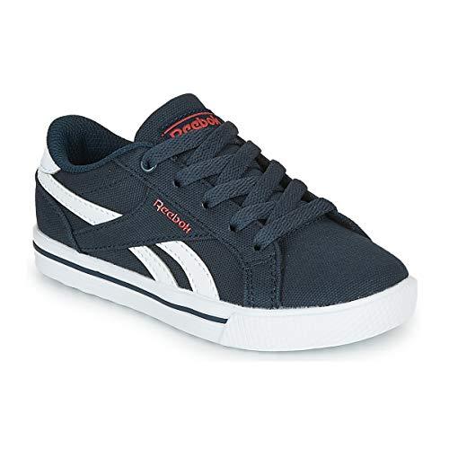 Reebok Unisex Baby Royal Comp 2l Sneaker, Maruni/wit/Legacr, 20 EU