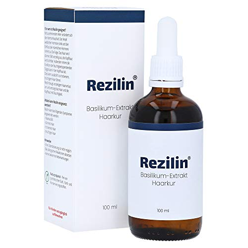 Rezilin Basilikum-Extrakt Haarkur, 100 ml