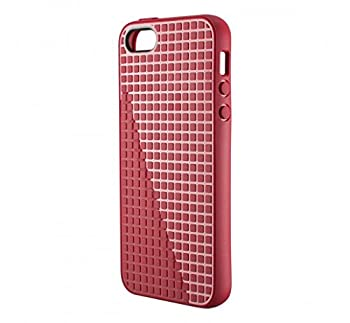 Speck Products PixelSkin HD Rubberized Case for iPhone 5 5s SE - Pomodoro Red