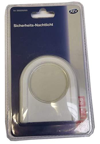 Preisvergleich Produktbild REV Ritter Nachtlicht flach,  grün 0502202555