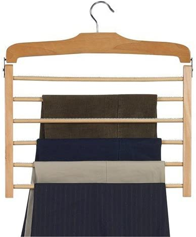 NEW Natural 70% OFF Outlet Chrome Multi Hanger Pant