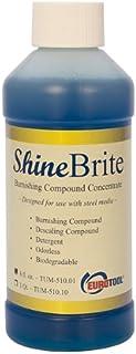 Shinebrite Burnishing Compound, 8 Ounce