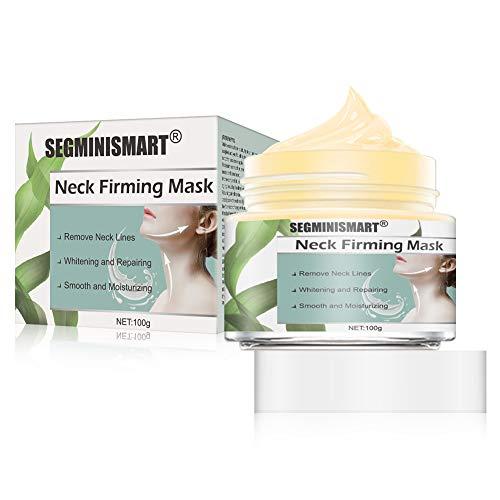 Hals Creme, Neck Mask, Neck Firming Mask,Anti Falten Halscreme, Enhance Elasticity, Befeuchten Sie Die Haut,Anti-Falten/Aging Glatte Haut, Für Einen Faltenfreieren