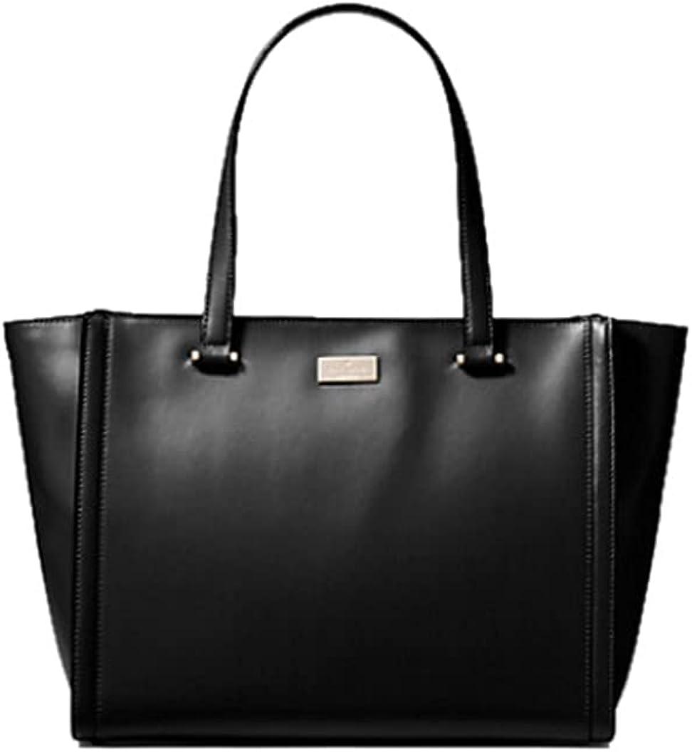 Kate Spade New York Regatta Court Vita Handbag, Black Leather