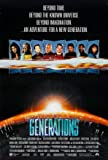 Import Posters Star Trek   Generations     U.S Mov
